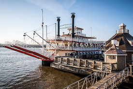 Spirit of Peoria Riverboat in Peoria Illinois