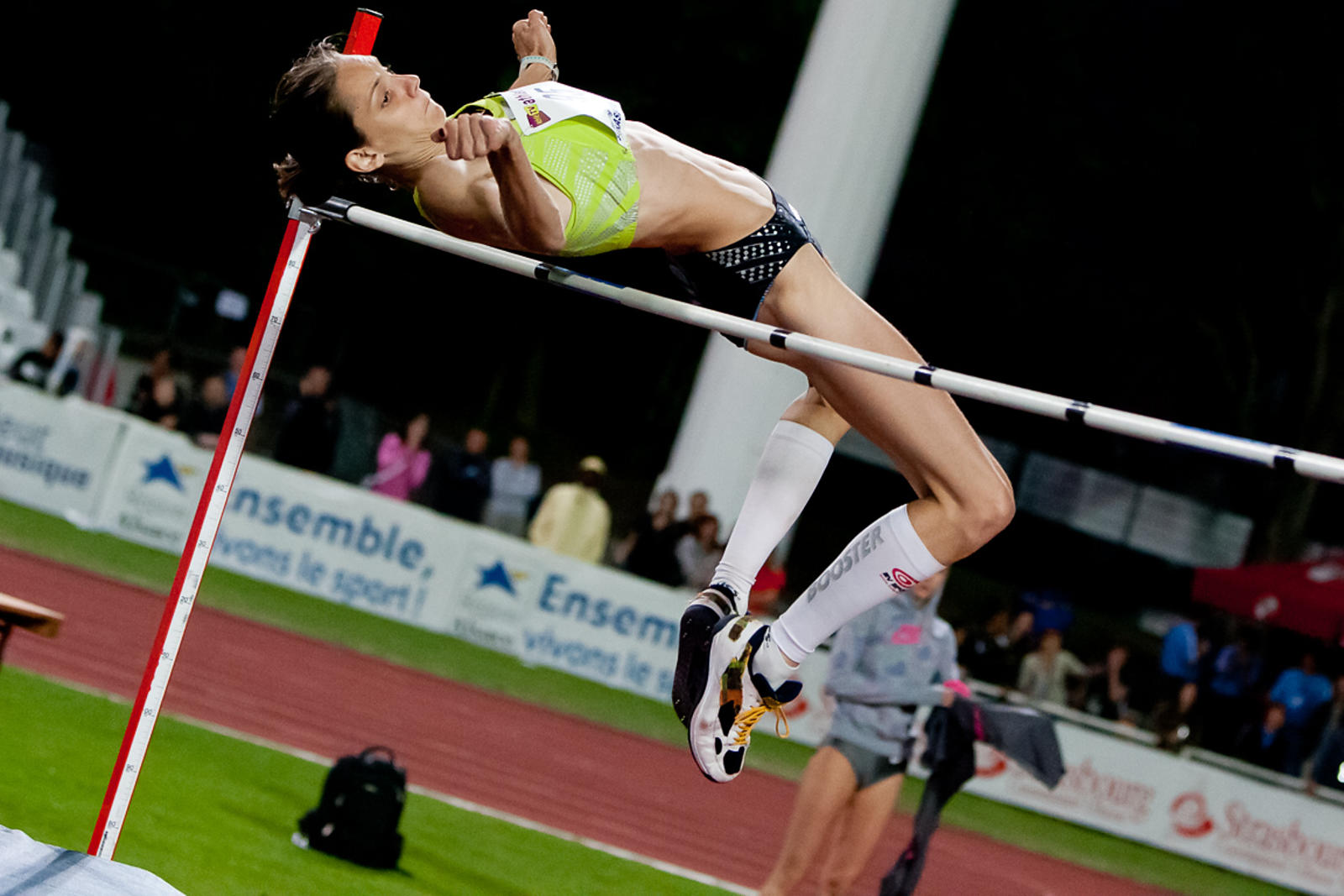 Athletics meeting of strasbourg