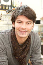 Stephane Lambiel Ice Skating Champion Art on Ice Saint (St.) Moritz Foto