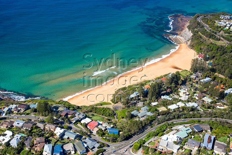Bilgola from the Serpentine