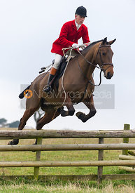 Robert Medcalf - The Cottesmore Hunt at Burrough House 18/12
