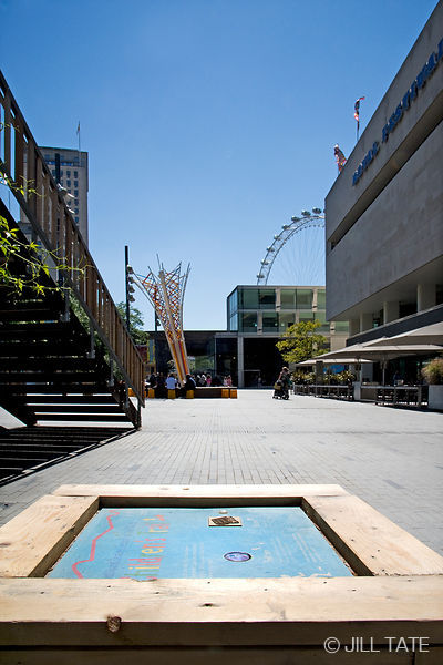 World Crates, Southbank Centre Festival of The World, London | Client: LYN Atelier
