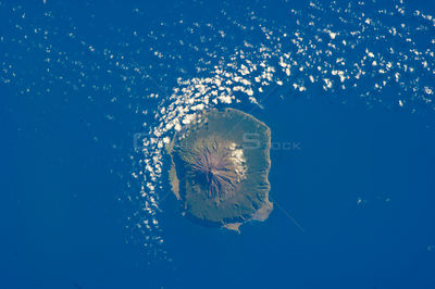 EARTH Tristan de Cunha -- 06 Feb 2013 -- The island of Tristan da Cunha is located in the southern Atlantic Ocean