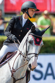 28/07/18, Berlin, Germany, Sport, Equestrian sport Global Jumping Berlin - CSI5* - GLOBAL CHAMPIONS LEAGUE 2nd round for Glob...