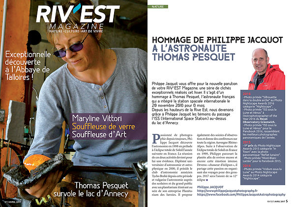RIV'EST MAGAZINE - April 2017