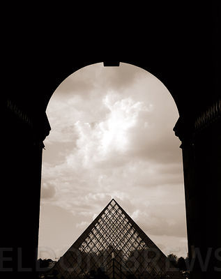 Pyramide - The Louvre