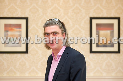 Wednesday 9th June, 2015.Small Firms Association 'Boost' Conference at the Clyde Court Hotel. Pictured is William Despard of ...