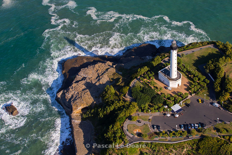 Phare de Biarritz - Côte-Basque - Biarritz (64) France