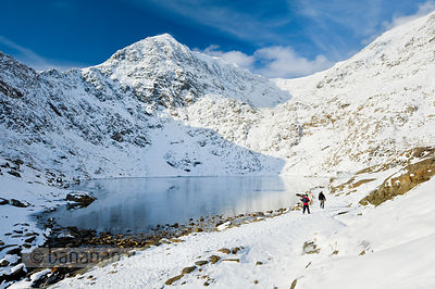 Snowdon, Winter - BP2803