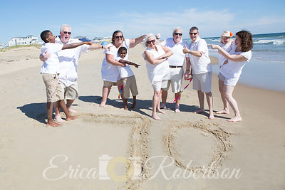 Sandbridge Family Beach Shoot