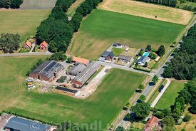 Hoogstraten - Luchtfoto Paterspad