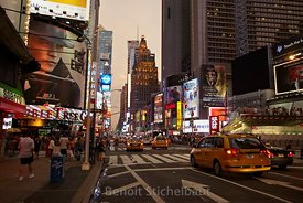 Etats-Unis, New-York, Manhattan, Broadway