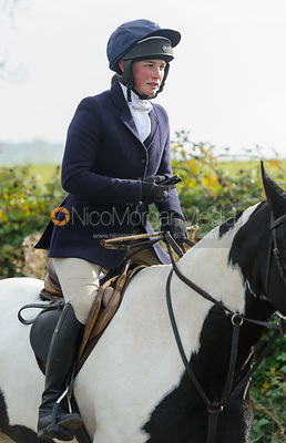Sophie Walker on Cold Overton Road - The Cottesmore at Langham.