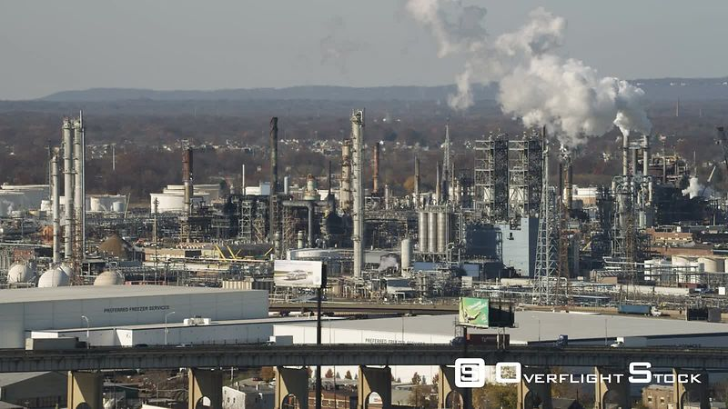 OverflightStock | New Jersey Aerial Stock Media