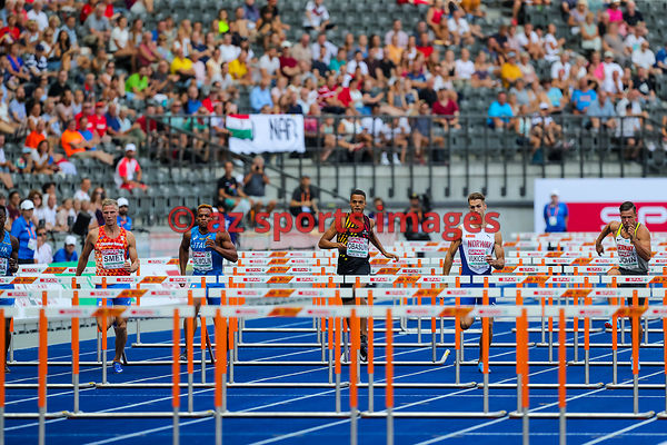 110m Hurdles Men