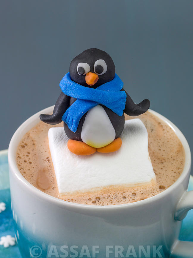 Penguin Hot Choclate