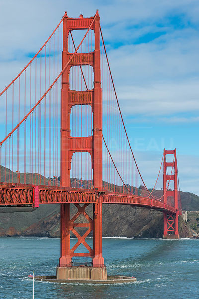 Le Golden Gate Brigde