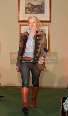 Lucy Wheeler - A Countryside Alliance Fashion Show, Kelmarsh Hall, Northamptonshire