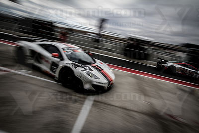 12 Gregoire Demoustier / Duncan Tappy ART Grand Prix McLaren MP4-12C