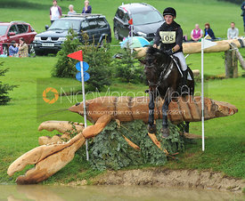 Nicholas Lucey and PROUD COURAGE - CCI***U25 - EquiTrek Bramham International Horse Trials 2016