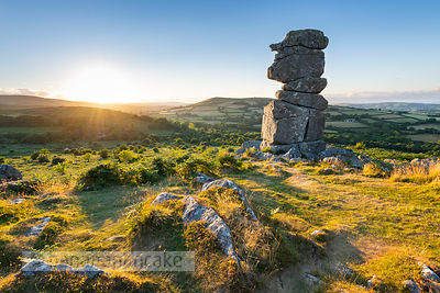 BP6486 - Bowerman's Nose, Dartmoor