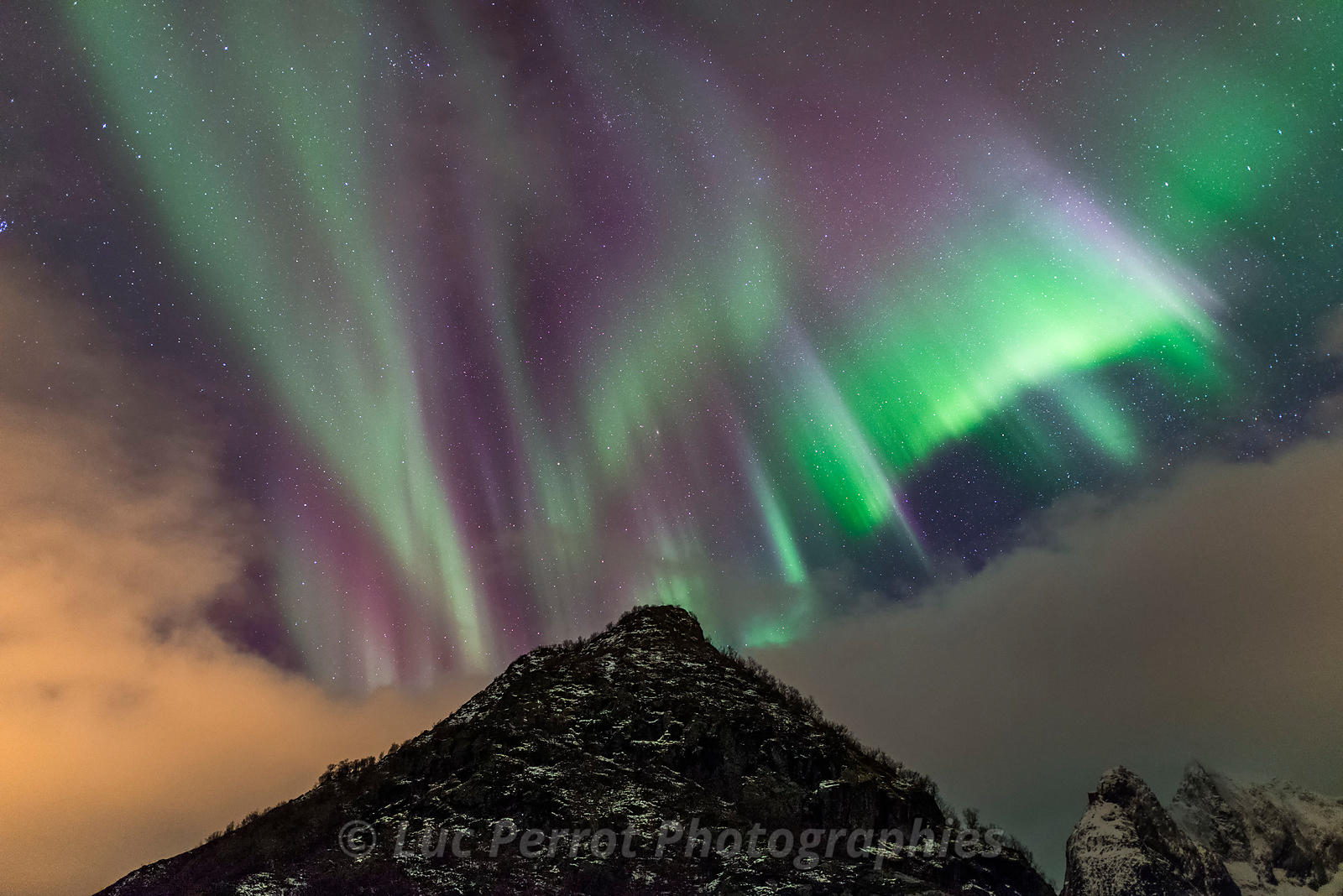Northen light - Lofoten
