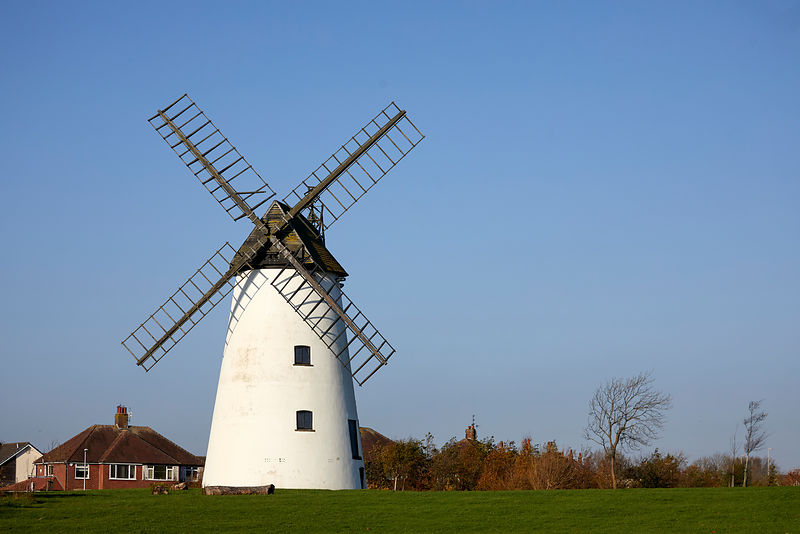 A mill in Marton