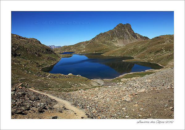Lac Blanc - St Sorlin d'Arves