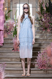 London Fashion Week Spring Summer 2019  -Malene Oddershede Bach