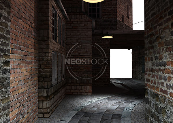 Old_London_Alley_-_09_-_Night