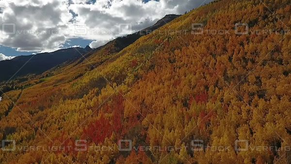 Autumn Colors of Pristine Landscape