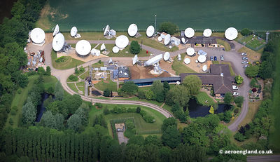 Satellite Communications centre Lawford Heath