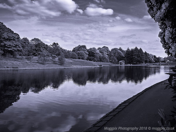Sefton Park Lake