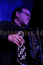Richard Galliano in concert with Jan Lundgren at Festival da Jazz- Live at Dracula Club in Saint St.Moritz