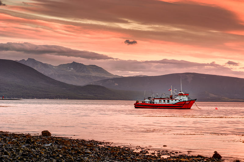 Beagle Channel Sunrise