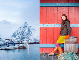 Lofoten, Norway - for Lonely Planet magazine