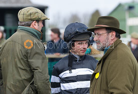 Roger Weatherby and Oliver Greenall