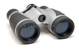 Binoculars Isolated on White Background Picture