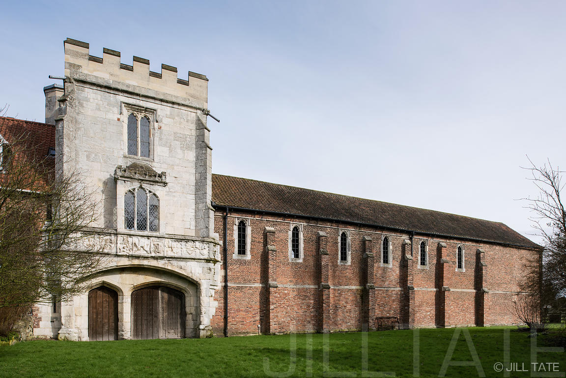 Cawood Castle | Client: The Landmark Trust