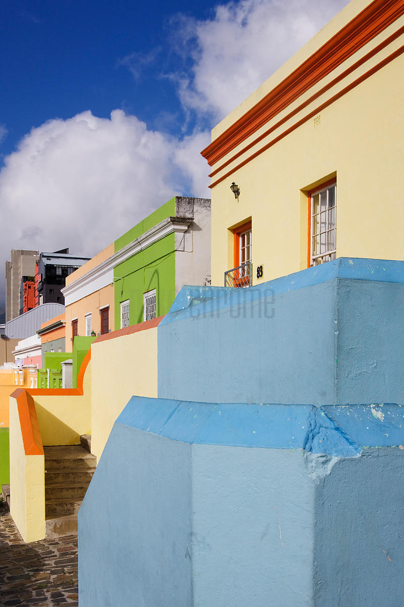 Bo Kaap Cape Malay District of Cape Town Western Cape South Africa