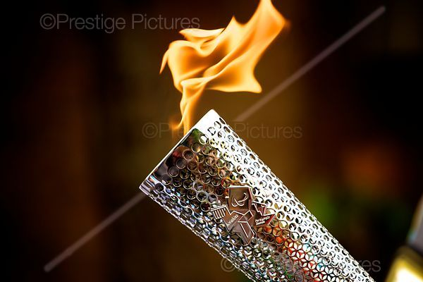 Paralympic Torch Relay 2012