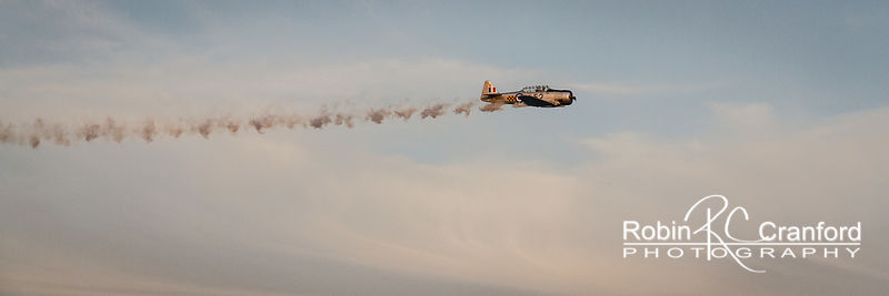 Art Deco Friday 2014.  Air show.