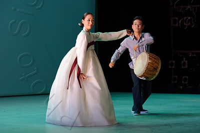 Shiganè Naï / José Montalvo - National Dance Company of Korea 국립무용단
