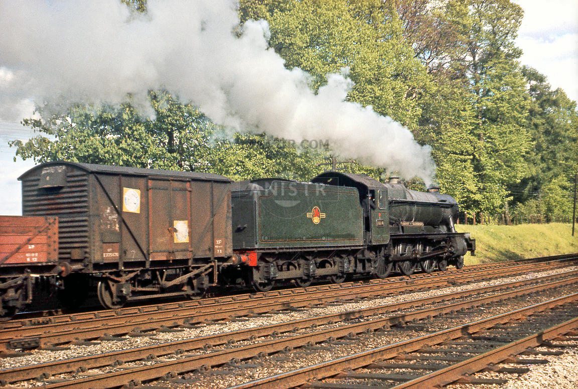 Steam loco County 1014 Pangbourne