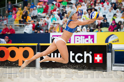 Beach Volley Grand Slam Gstaad 2014