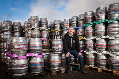 commercial pr marketing brewery photographer scotland