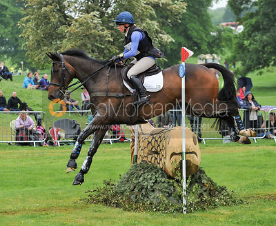 Rosalind Canter and ALLSTAR B - Event Rider Masters CIC***