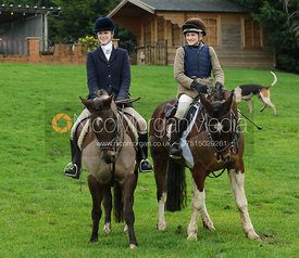 Eugenie Ropner and Olivia Murray - Bedale at Tunstall, Catterick