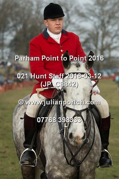 2016-03-12 CHH Parham Point to Point - Hunt Staff