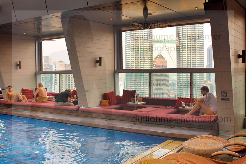 Roof top Pool KL